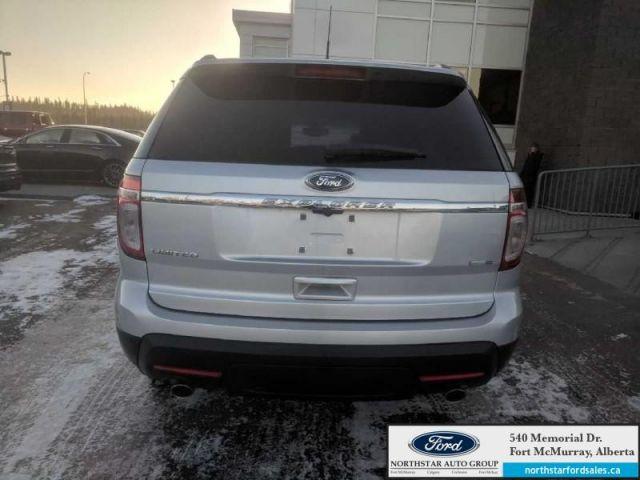 2015 Ford Explorer Limited  |3.5L|Rem Start|Nav|Tech Pkg