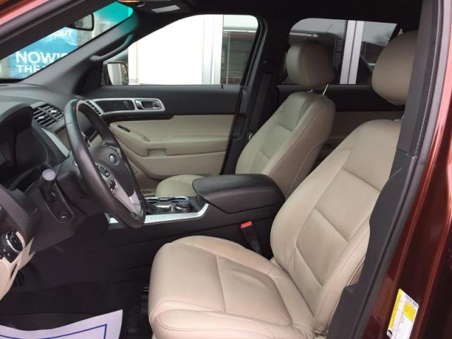 2015 Ford Explorer Limited  - Leather Seats -  Bluetooth - $191 B/W