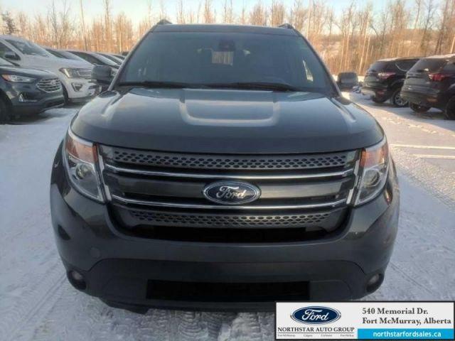 2015 Ford Explorer Limited  |3.5L|Rem Start|Nav|Dual Panel Moonroof|DVD Headrests