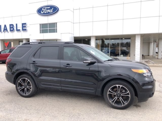 2015 Ford Explorer SPORT  - Leather Seats -  Bluetooth - $214.97 B/W