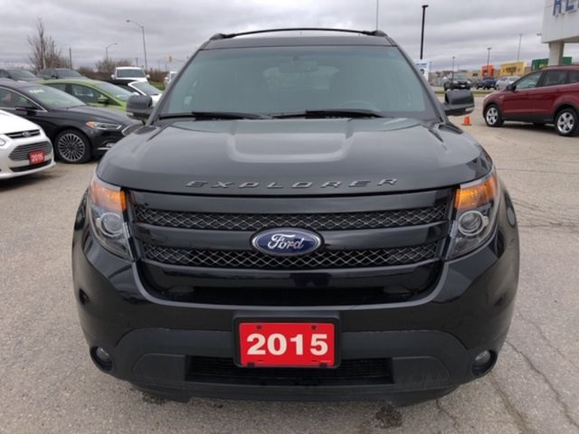2015 Ford Explorer SPORT  - Leather Seats -  Bluetooth - $234 B/W
