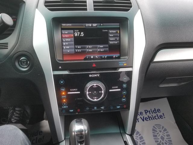 2015 Ford Explorer 4WD 4dr Sport