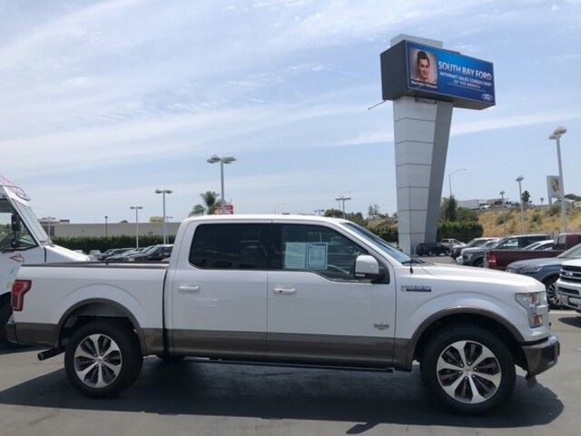 2015 Ford F-150 2WD SuperCrew 145 King Ranch