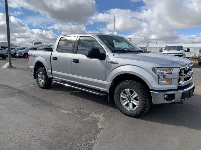 2015 Ford F-150 XLT Supercrew 5.0 V8 4x4