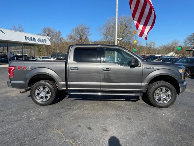 2015 Ford F-150 4WD SuperCrew 145 XLT