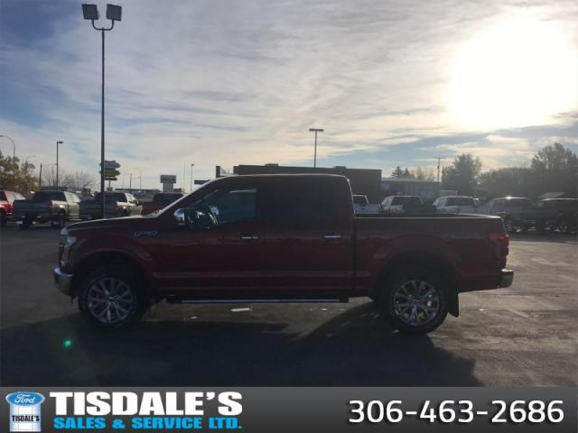 2015 Ford F-150 LARIAT  - Leather Seats -  Bluetooth