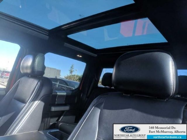 2015 Ford F-150 Lariat 5.0L Rem Start Nav Twin Panel Moonroof Lariat Sport Pkg