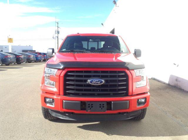 2015 Ford F-150 4 Door Pickup