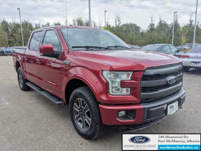 2015 Ford F-150 Lariat   ASK ABOUT NO PAYMENTS FOR 120 DAYS OAC