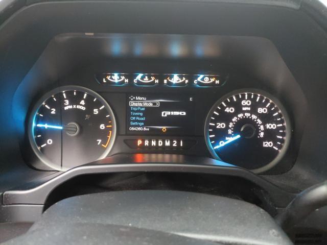 2015 Ford F-150 4WD SuperCrew 145 XLT