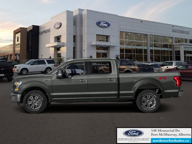 2015 Ford F-150 |3.5L|Rem Start|Nav|Twin Panel Moonroof|Tech Pkg