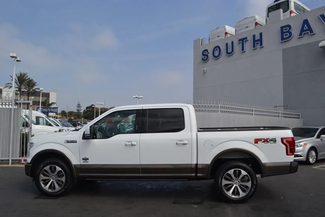 2015 Ford F-150 4WD SuperCrew 145 King Ranch