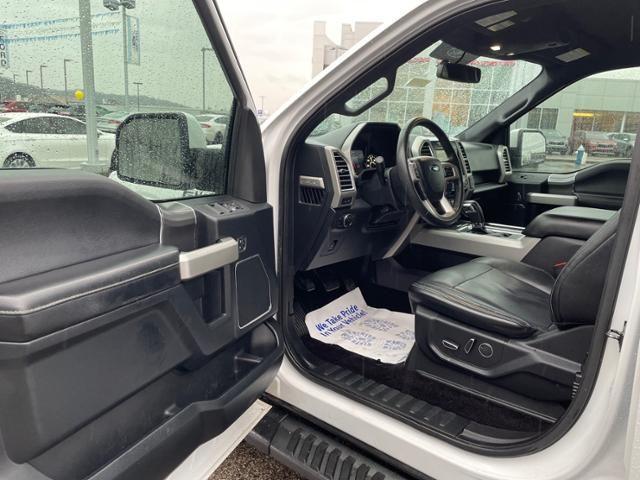2015 Ford F-150 4WD SuperCrew 145 Lariat