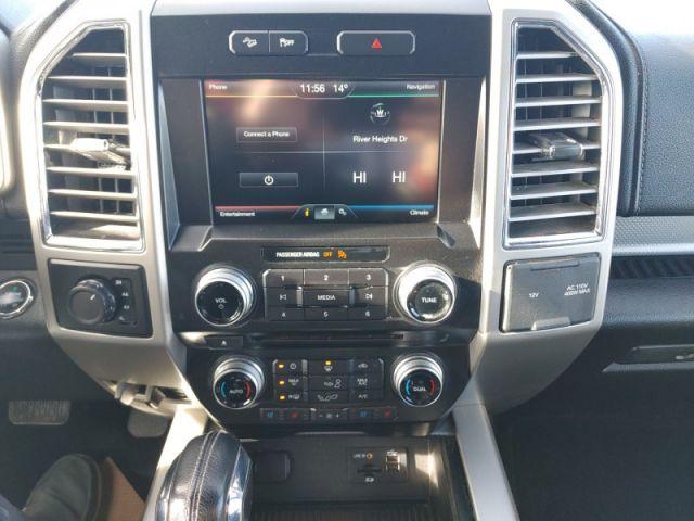 2015 Ford F-150 Lariat  - Leather Seats -  Bluetooth - $237 B/W