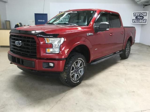 2015 Ford F-150 145