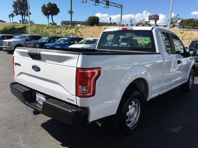 2015 Ford F-150 2WD SuperCab 145 XL