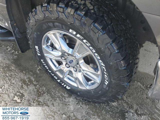 2015 Ford F-150 4X4-SUPERCAB XLT-145 WB  - $252 B/W