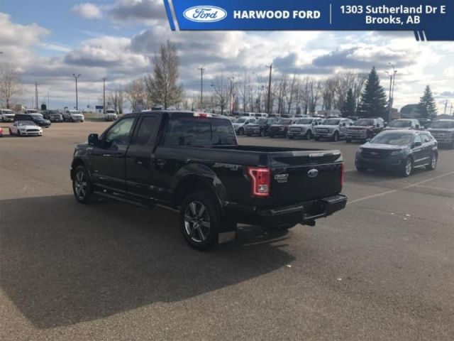 2015 Ford F-150 XLT-NAVIGATION-REMOTE START-214 B/W