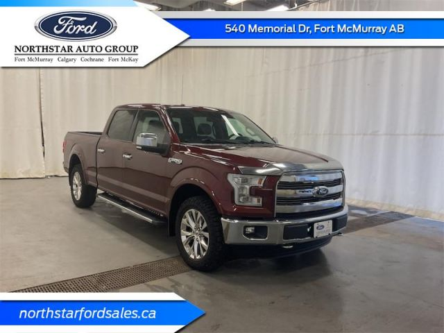 2015 Ford F-150 Lariat   ALBERTA'S #1 PREMIUM PRE-OWNED SELECTION