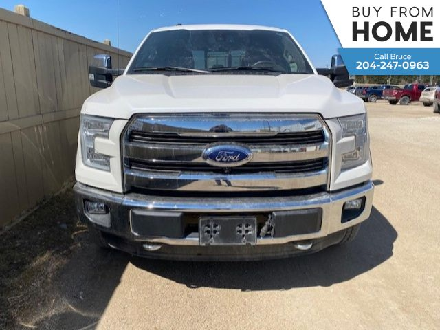 2015 Ford F-150 King Ranch