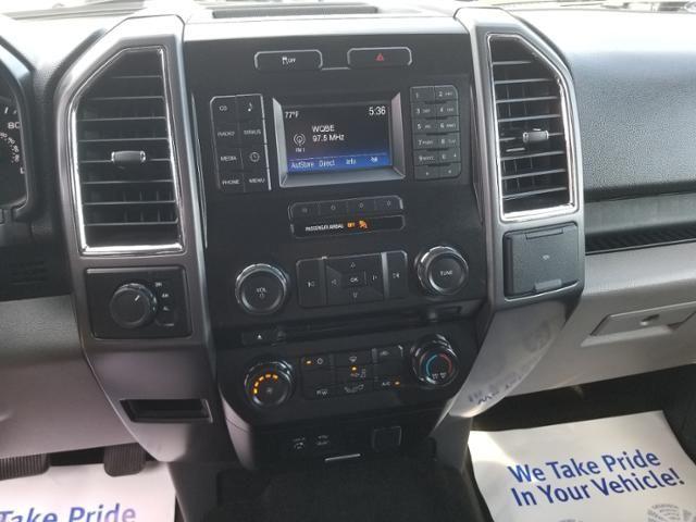 2015 Ford F-150 4WD SuperCrew 157 XLT