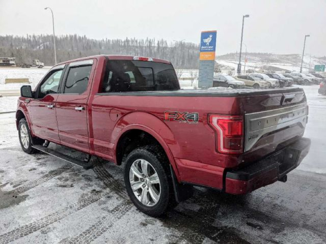 2015 Ford F-150 Platinum  |UP TO $10,000 CASH BACK O.A.C