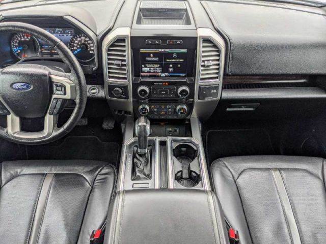 2015 Ford F-150 Platinum  |2 YEARS / 40,000KMS POWERTRAIN WARRANTY INCLUDED