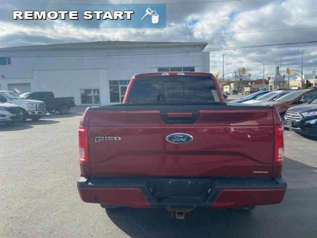 2015 Ford F-150 XLT  - Trade-in - Back Up Camera - $258 B/W