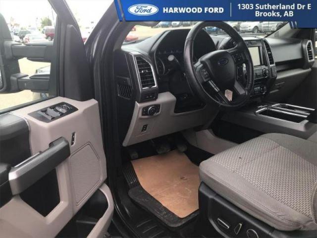 2015 Ford F-150 XLT-BLUETOOTH-SIRIUSXM-235 B/W