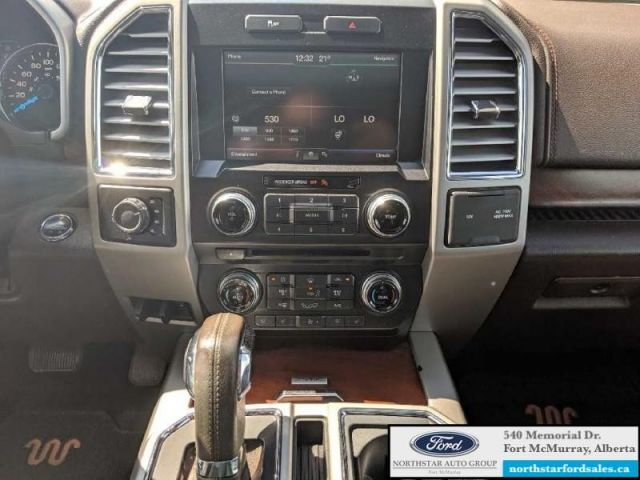 2015 Ford F-150 King Ranch  |3.5L|Rem Start|Nav|Twin Panel Moonroof|Lower Two-To