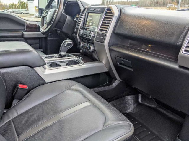 2015 Ford F-150 Platinum   UP TO $10,000 CASH BACK O.A.C