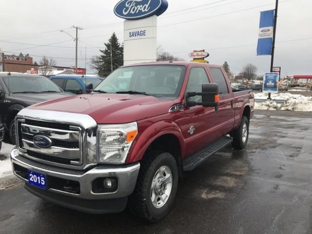 2015 Ford F-250 XLT-DIESEL/ CAMERA