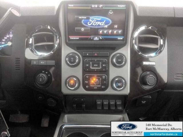 2015 Ford F-350 Super Duty Platinum|6.7L|Rem Start|Nav|Moonroof|FX4 Offroad Pkg|5th Wheel P
