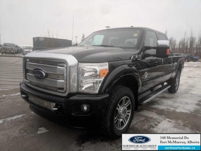 2015 Ford F-350 Super Duty Platinum  |6.7L|Rem Start|Nav|Moonroof|FX4 Offroad Pkg|5th Wheel
