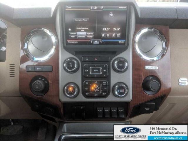 2015 Ford F-350 Super Duty King Ranch|6.7L|Rem Start|Nav|Moonroof|FX4 Offroad Pkg