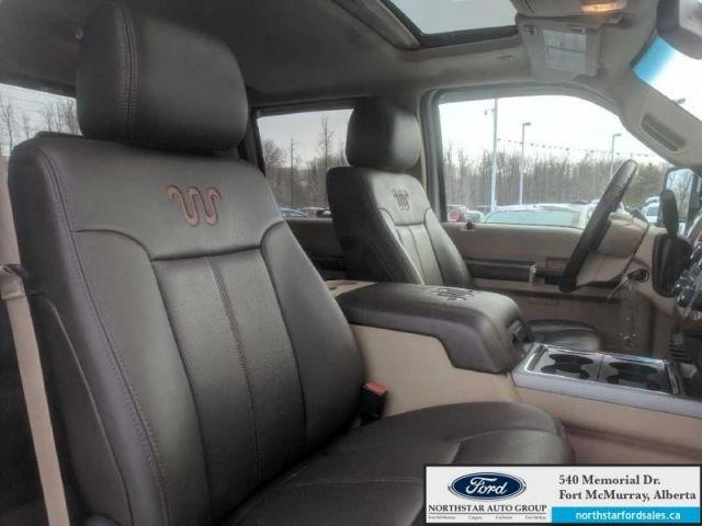 2015 Ford F-350 Super Duty King Ranch  |6.7L|Rem Start|Nav|Moonroof|FX4 Offroad Pkg