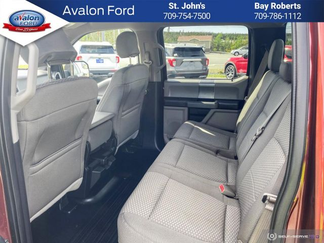 2015 Ford F150 4x4 - Supercrew XLT - 157 WB