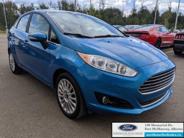 2015 Ford Fiesta Titanium   1.6L Rem Start Block Heater Low Mileage