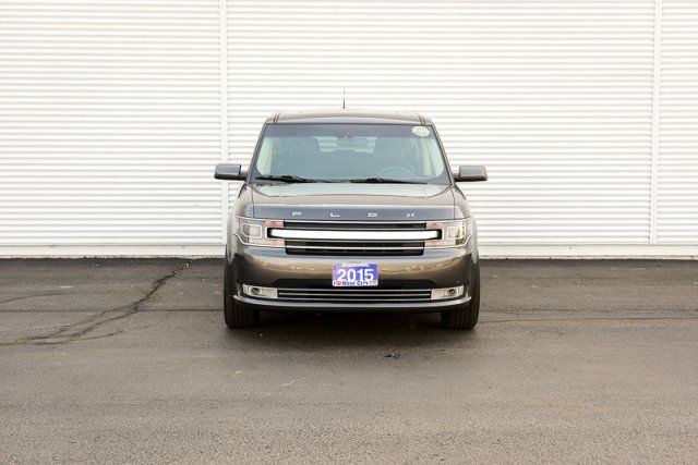 2015 Ford Flex Limited AWD / ACCIDENT FREE / BACK-UP CAM / HEATED LEATHER