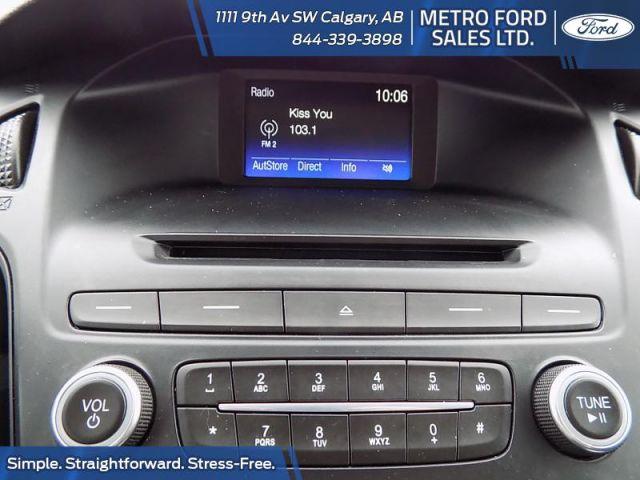 2015 Ford Focus Sedan S