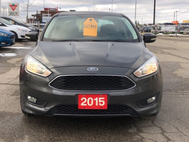 2015 Ford Focus SE  SE Sport Package - Bluetooth -  SYNC- Heated Seats- Heated S