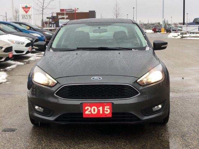 2015 Ford Focus SE  -  - Air - Tilt - Low Mileage
