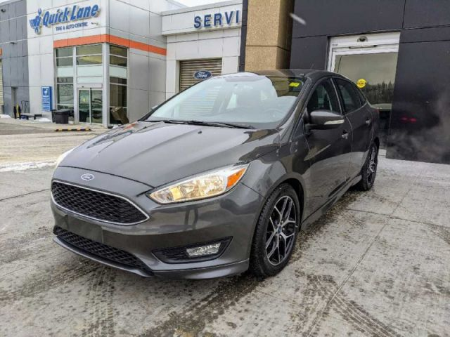 2015 Ford Focus SE Sedan  |UP TO $10,000 CASH BACK O.A.C