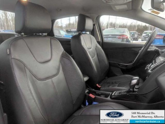2015 Ford Focus Titanium|2.0L|Nav|Engine Block Heater