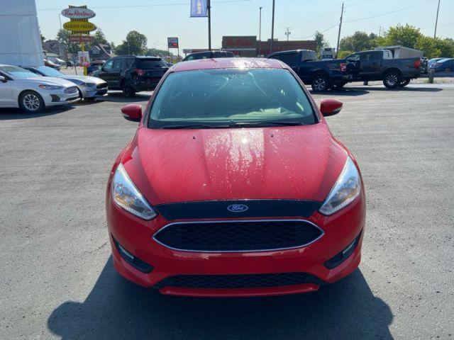 2015 Ford Focus SE  - $82 B/W
