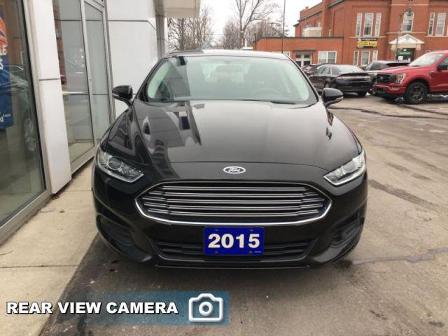 2015 Ford Fusion SE  - Bluetooth -  SYNC - $112 B/W