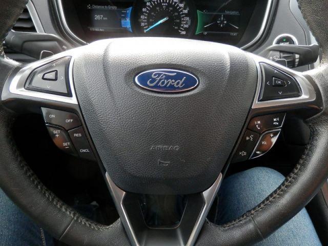 2015 Ford Fusion FUSION TITANIUM AWD