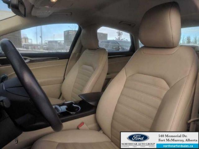2015 Ford Fusion SE  |1.5L|Nav|Tech Pkg|Block Heater