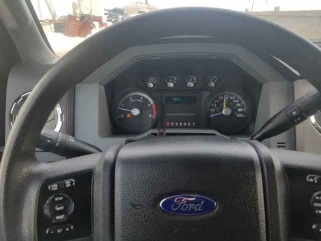 2015 Ford Super Duty F-350 SRW XLT