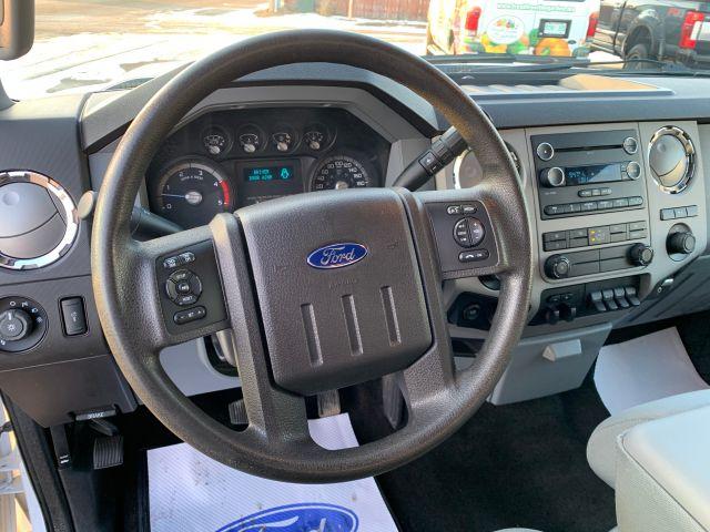 2015 Ford Super Duty F-350 SRW XLT XLT CREW DIESEL